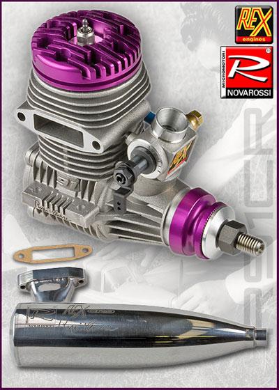 Novarossi linea Motori Cesare Rossi R91CR