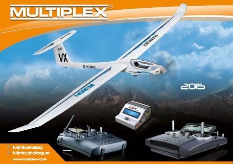 Catalogo Multiplex RC 2015