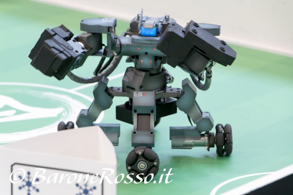 GJS Robot - 69 Spielwarenmesse Toy Fair - Norimberga 2018