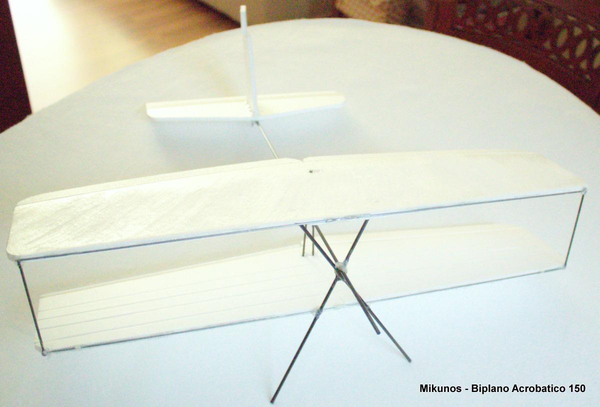 Piano di costruzione mini biplano in depron baronerosso for Piano di costruzione online