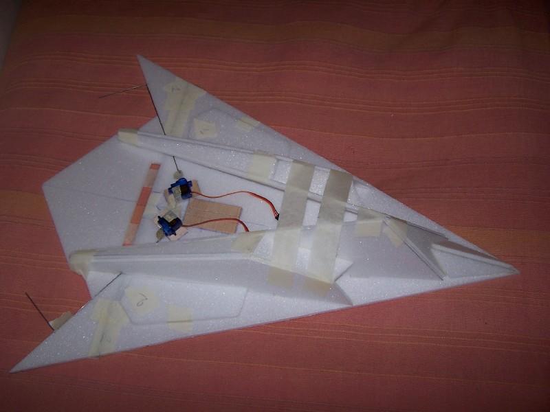 F117 Stealth - BaroneRosso.it - Forum Modellismo