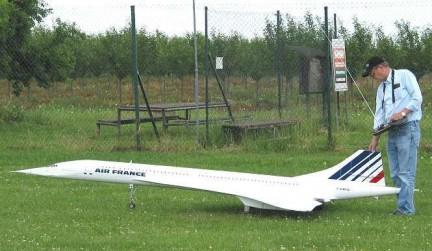 Esitono questi tipi di aeromodelli for Modellino concorde