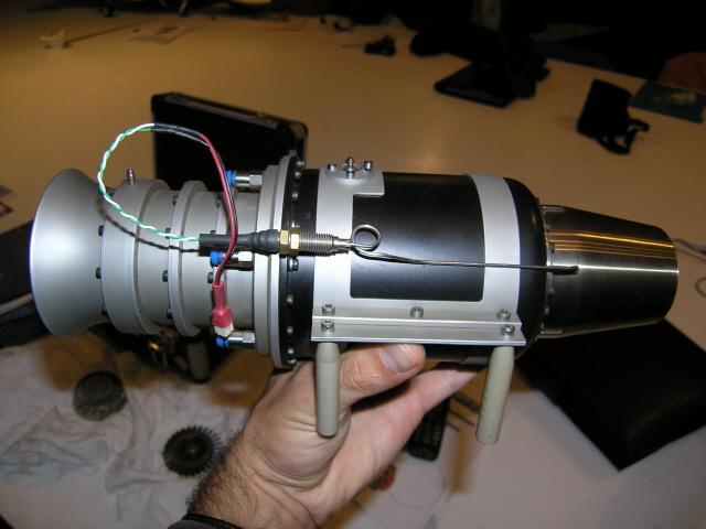 Elicottero A Reazione : Turbina con compressori assiali baronerosso forum