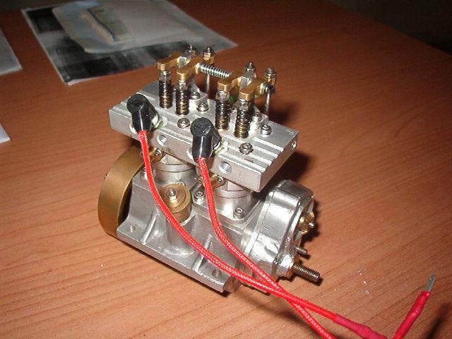 Pin costruire un micromotore on pinterest for Costruire case modello