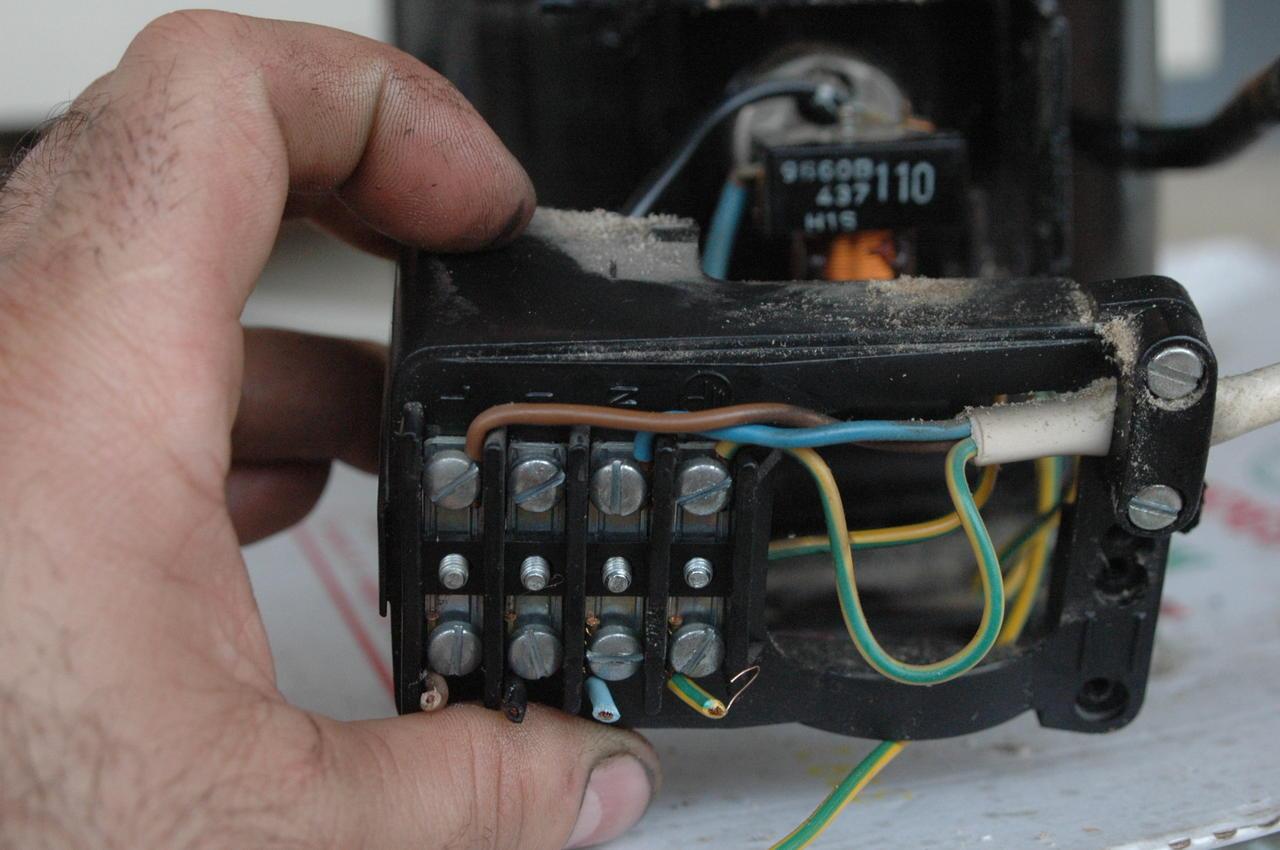 Compressore motore frigo