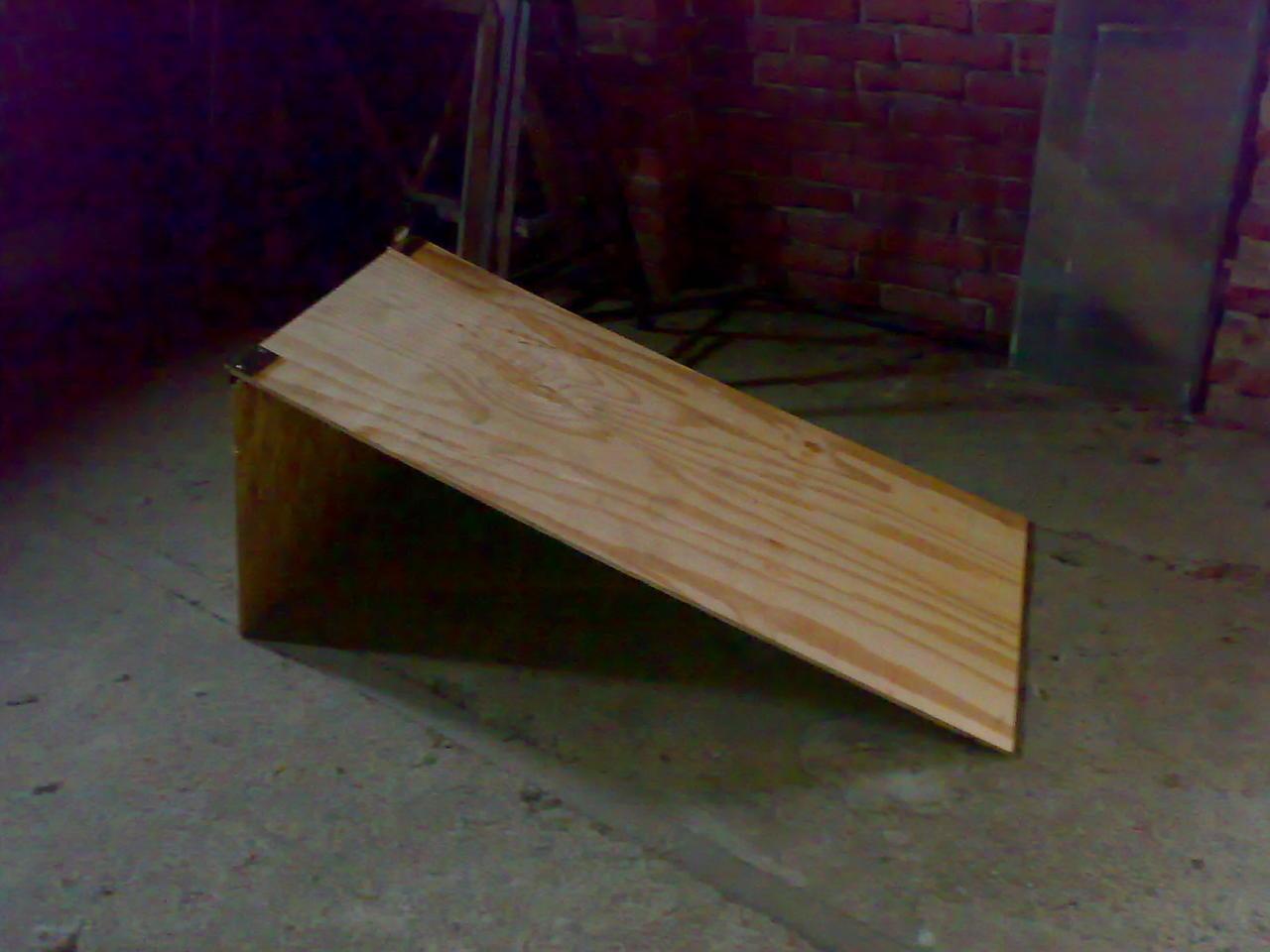 Costruire una rampa per i salti forum - Costruire box doccia ...