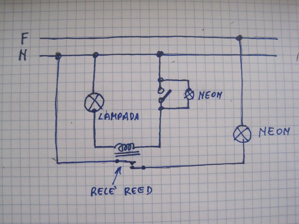 Schema Elettrico Per Accendere Una Lampadina : Circuito elettrico lampadina sogno immagine spaziale