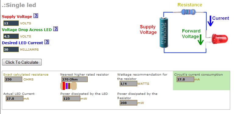 555entegresi Ve Dc Motor Calstrma also Load Limiting Resistor as well Index as well Familiarize Electronic  ponents Part Ix Voltage Regulators in addition Capacitor Power Supply. on current limiting resistor calculator