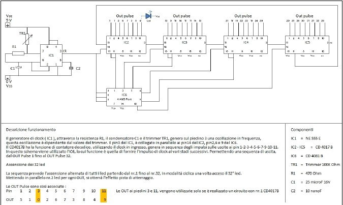 Schema Elettrico Per Semaforo : Schema elettrico per lampeggio led scala tt il forum