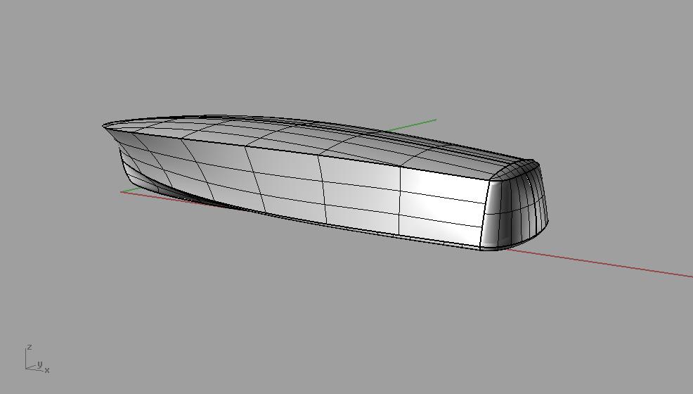 Cad 3d nel modellismo navale forum for Creare piani di costruzione
