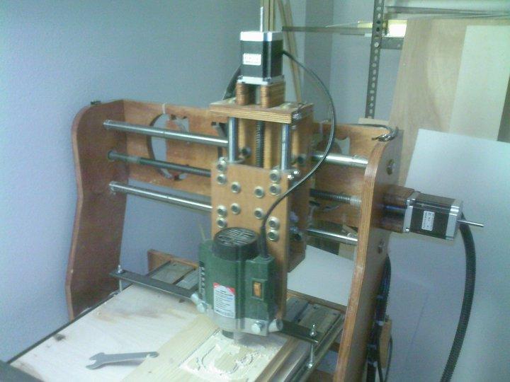 Fresa legno a controllo numerico