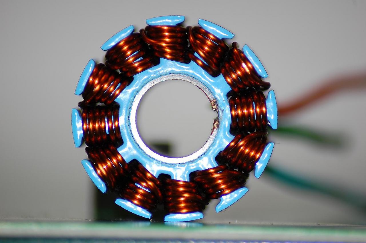 Schemi Avvolgimenti Motori Elettrici : Modifica riavvolgimento dei motori brushless baronerosso