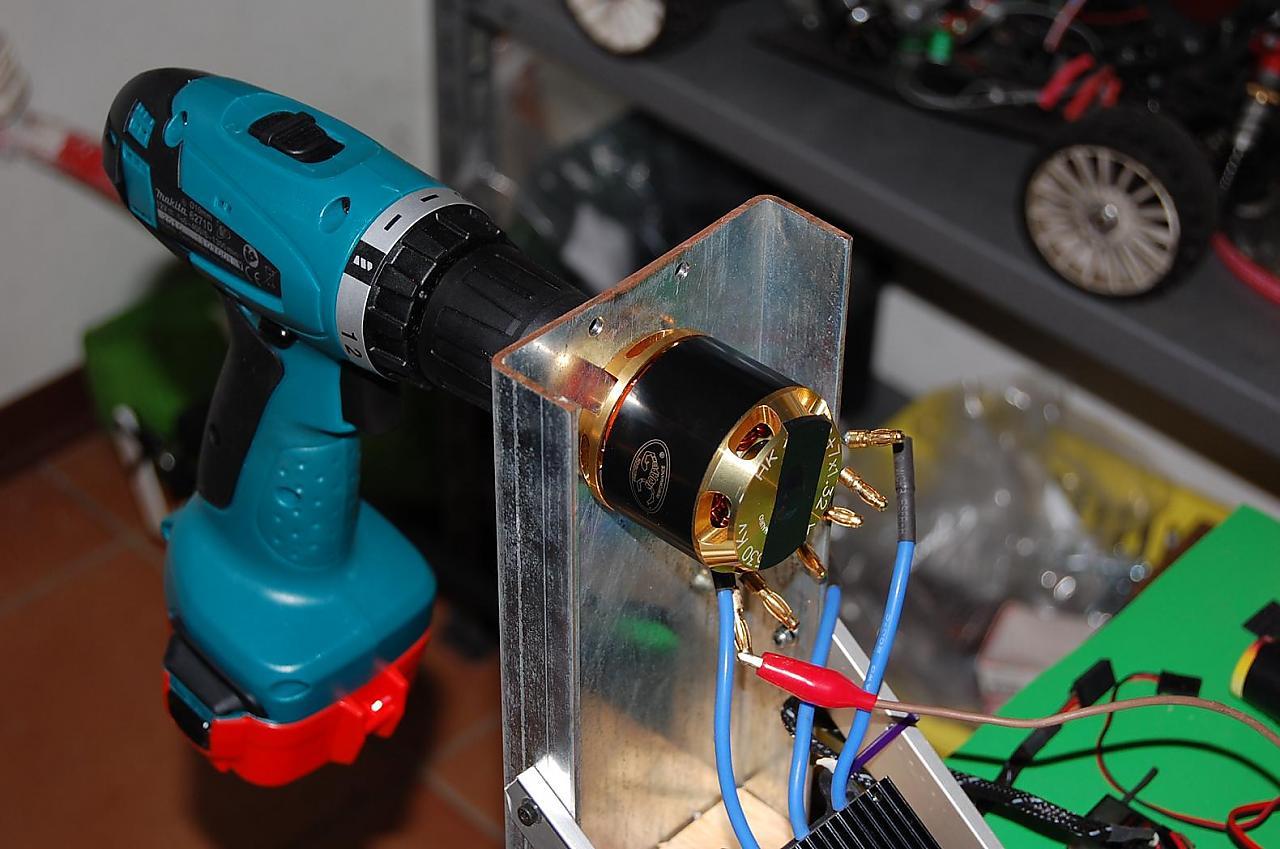 Schema Elettrico Regolatore Per Motori Brushless : Modifica riavvolgimento dei motori brushless pagina