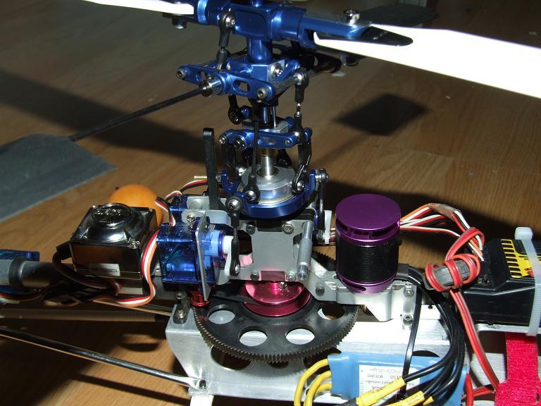Elicottero Walkera : Elicottero ibrido align walkera copterx xfire pagina