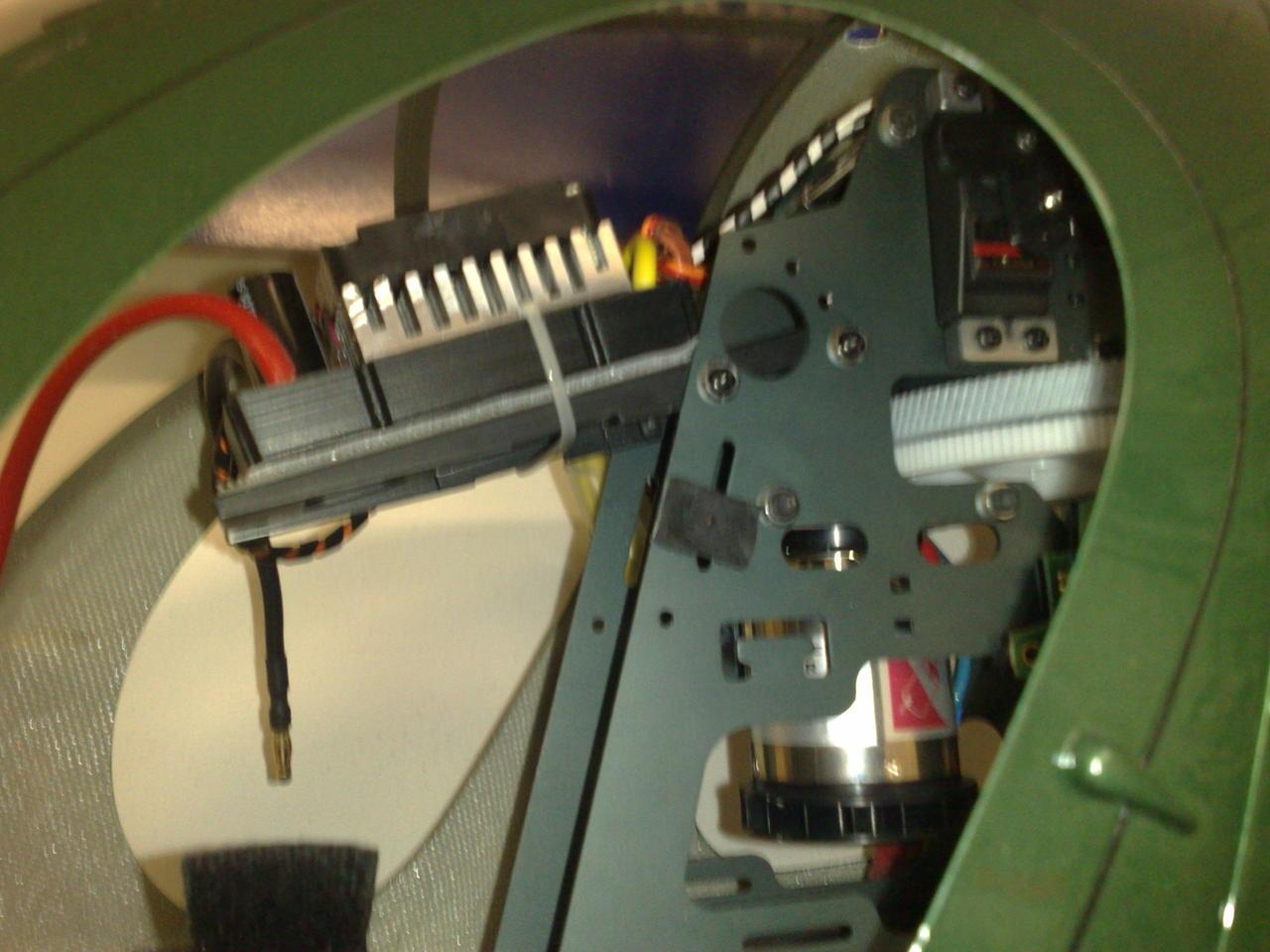 Come Cambiare Residenza : Primo elicottero elettrico t rex pagina