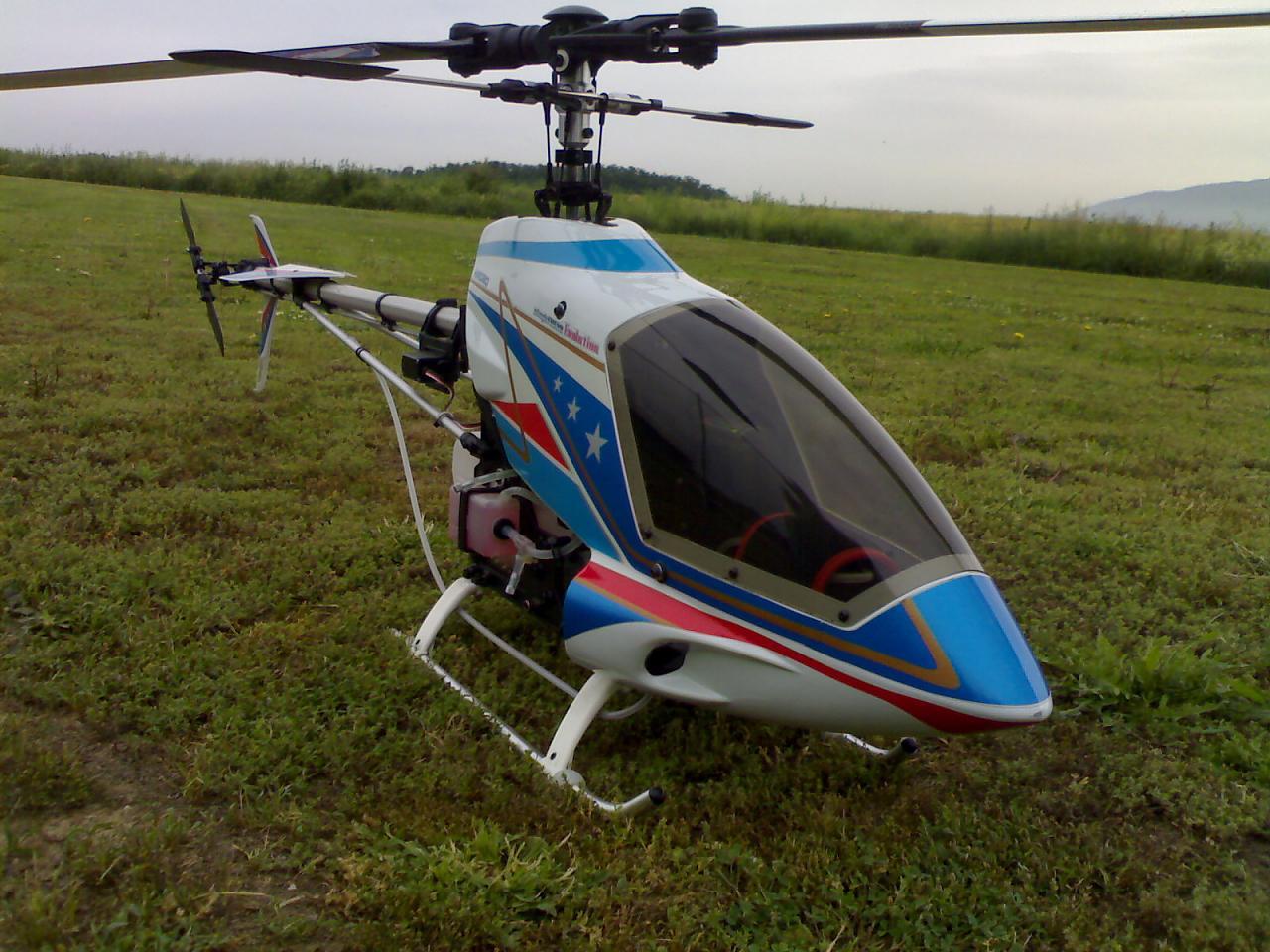 Elicottero 6ch Usato : Valutazione usato hirobo freya baronerosso