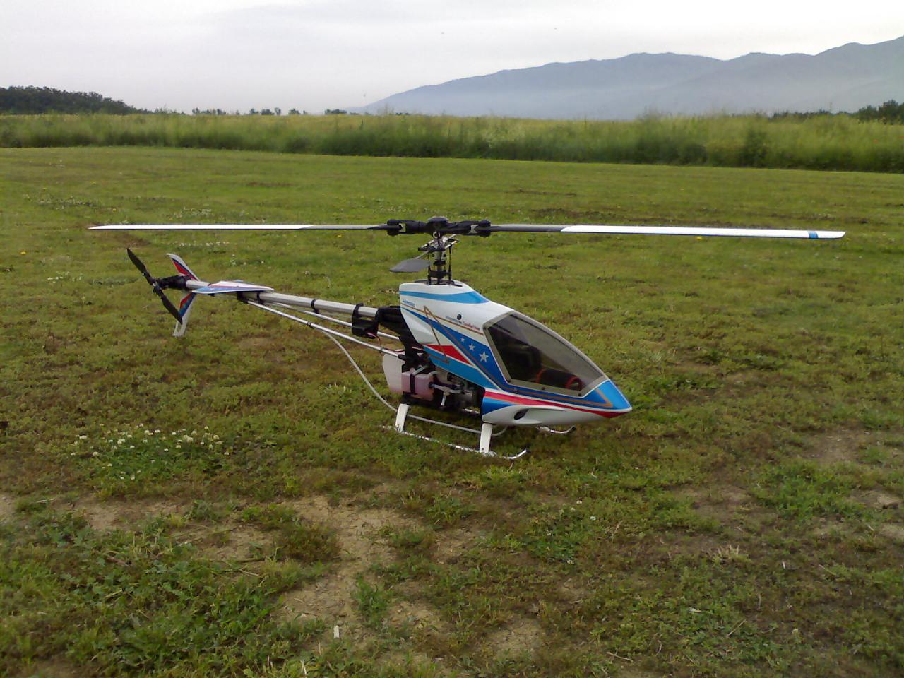 Elicottero 90 : Valutazione usato hirobo freya baronerosso