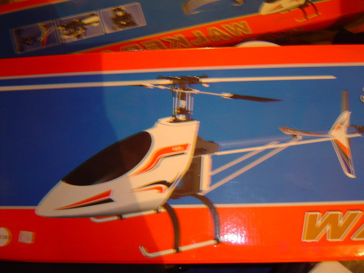 Elicottero Walkera : Elicottero walkera baronerosso forum modellismo