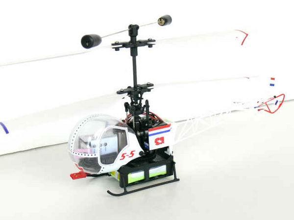 Elicottero Walkera : Elicottero elettrico walkera r c coassiale ch ppm