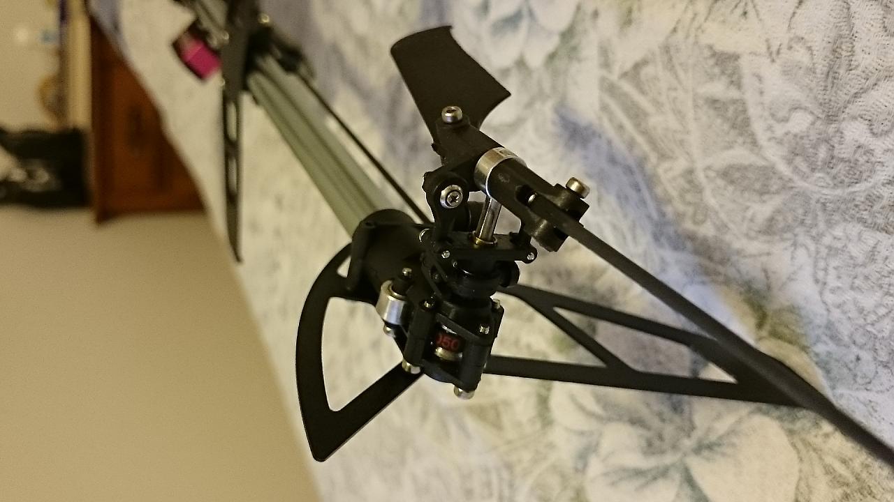 Elicottero Xperience 3d 450s : Experience d pro nelle mani di un novizio