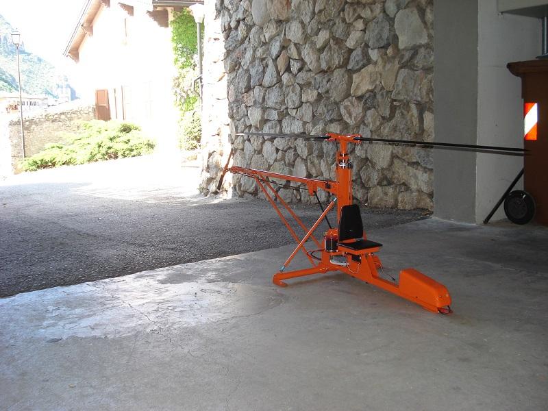 Elicottero Ultraleggero : Elicottero ulm baronerosso forum modellismo