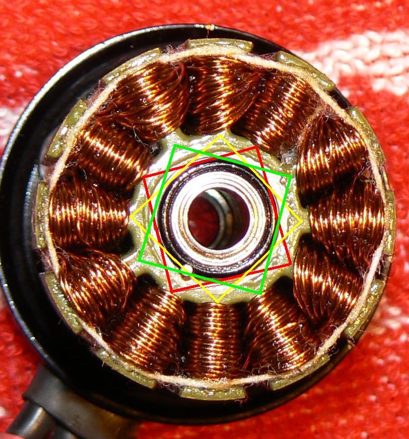 Schema Elettrico Regolatore Per Motori Brushless : Funzionamento motore brushless esempio protos