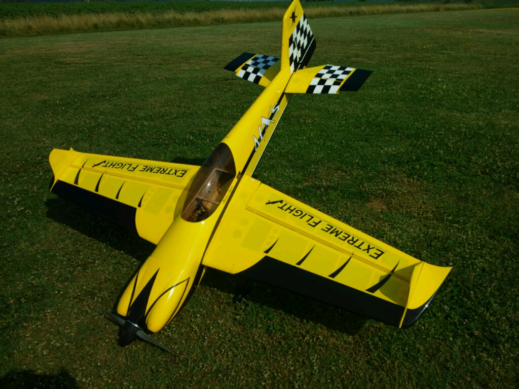 Extreme Flight MXS 64
