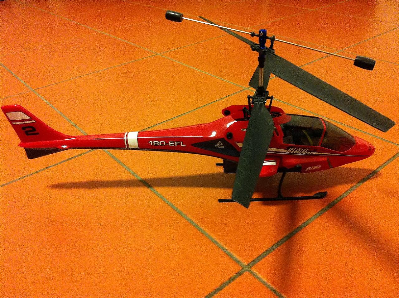 Elicottero E Flite Blade Cx2 : Vendo due splendidi elicotteri un blade super