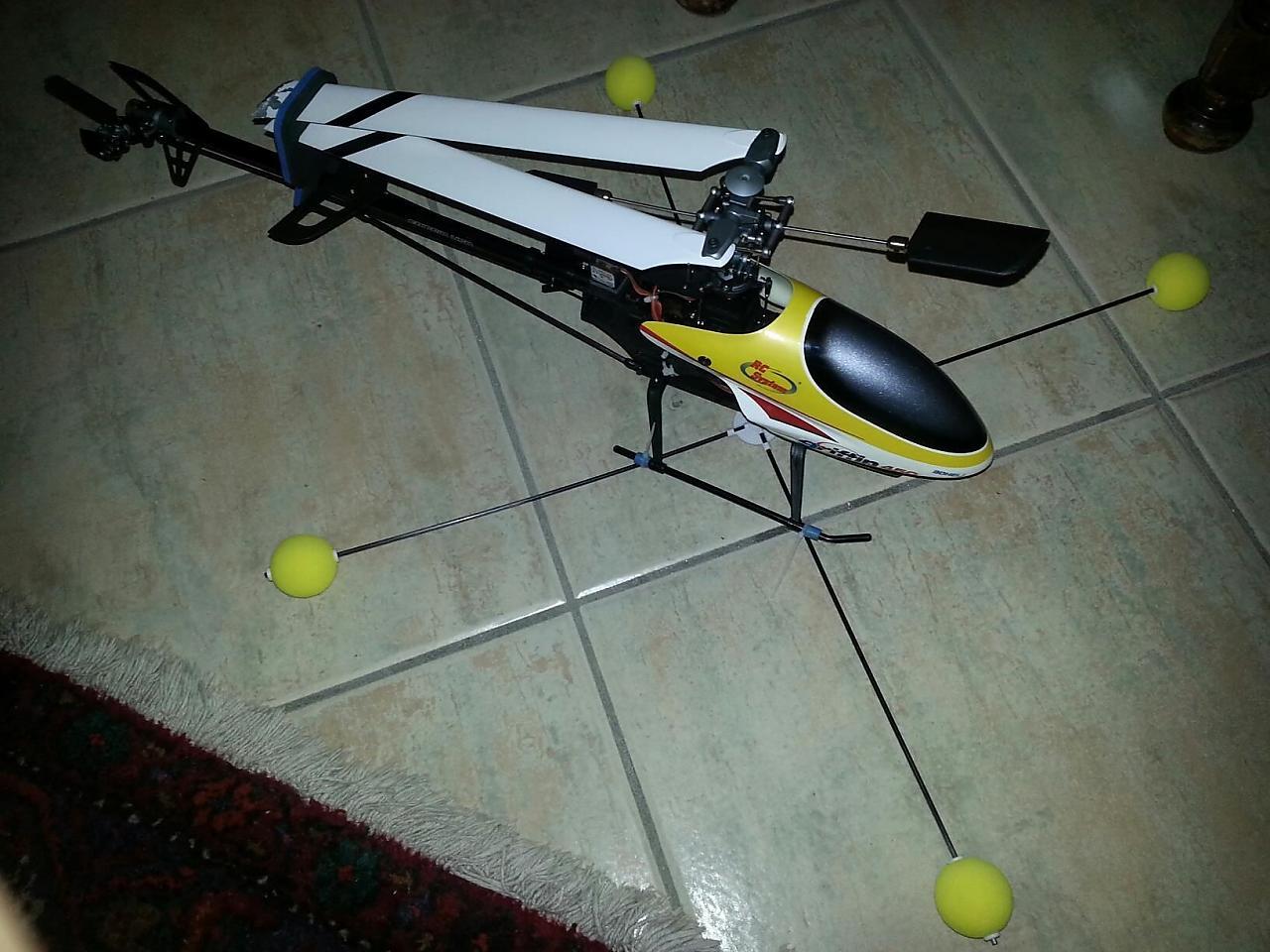 Elicottero 450 : Elicottero griffin 450 nuovo! baronerosso.it forum modellismo