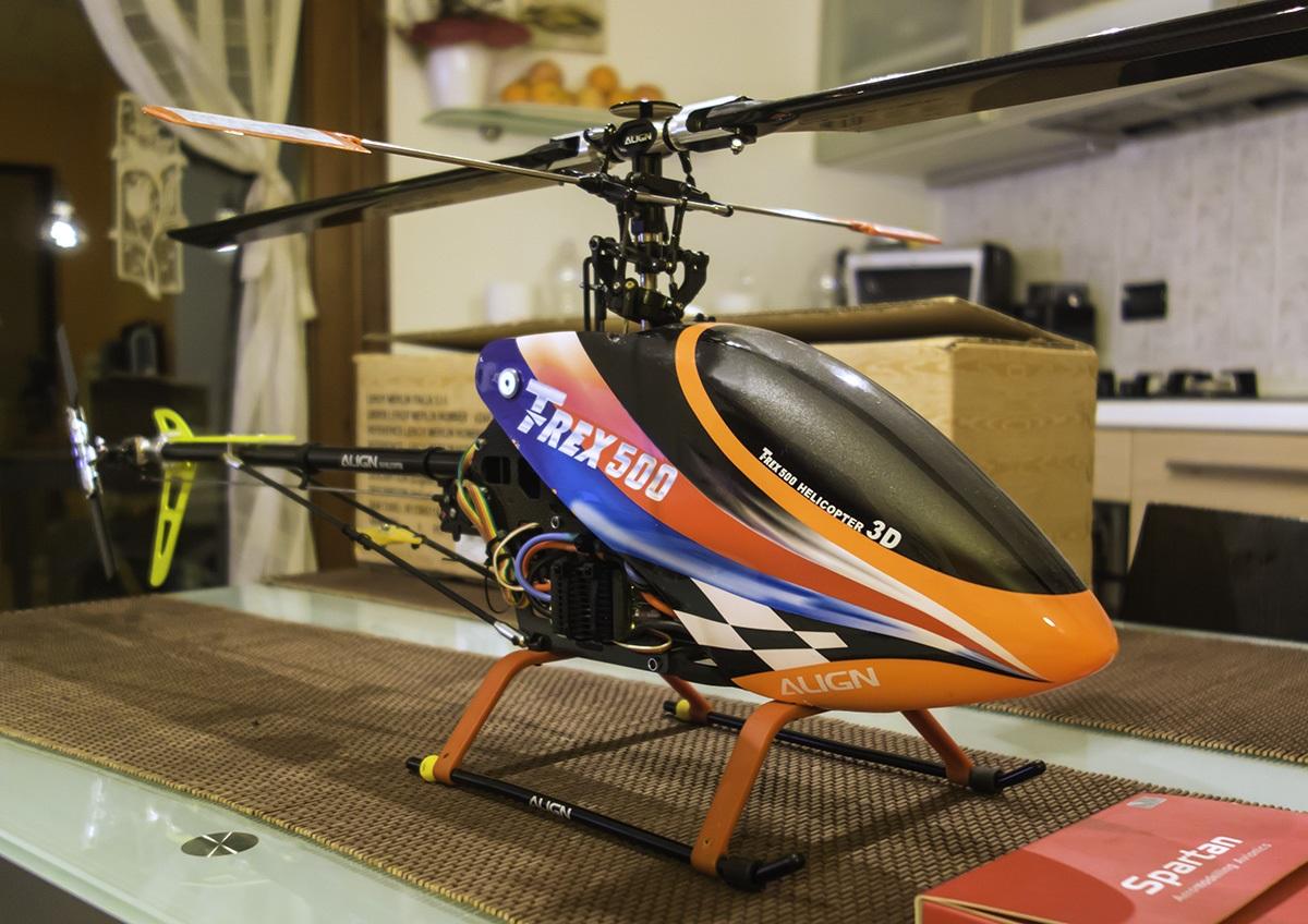Elicottero T Rex 500 : Baronerosso forum modellismo visualizza messaggio
