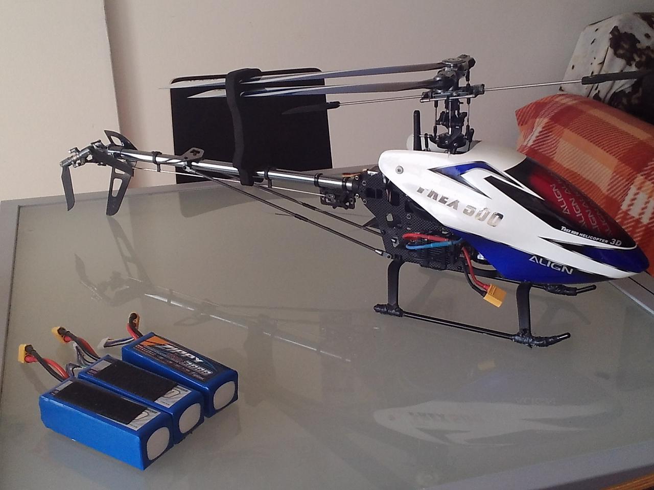 Elicottero T Rex 500 : Vendo t rex baronerosso forum modellismo