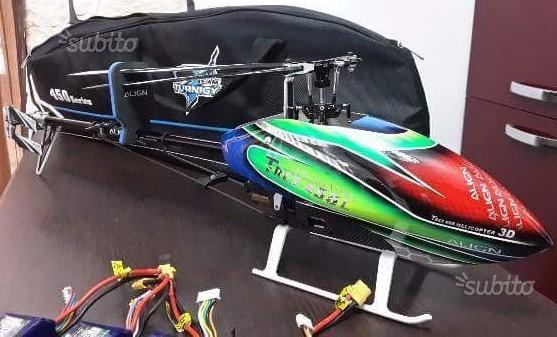 trex 450l dominator 6s manual