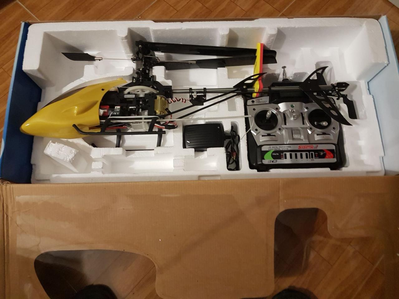 Elicottero 450 : Elicottero 450 eagle 3d baronerosso.it forum modellismo