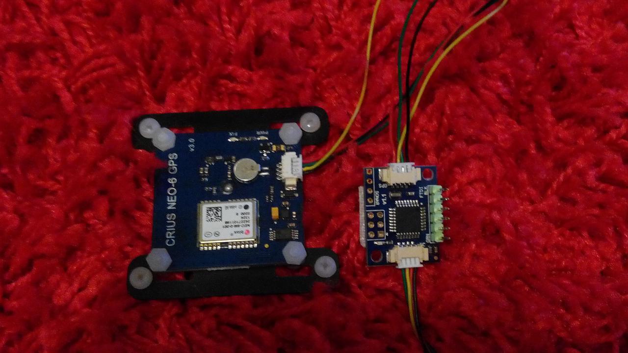 Neo 6 Gps Crius Neo-6 Gps