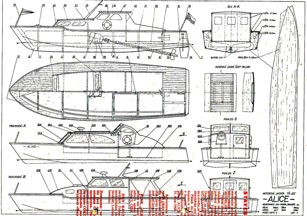 Riva aqurama pagina 5 forum modellismo for 30x30 piani di piani a 2 piani
