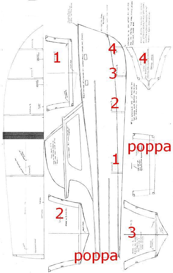 Boat plans wooden for Riproduzioni design