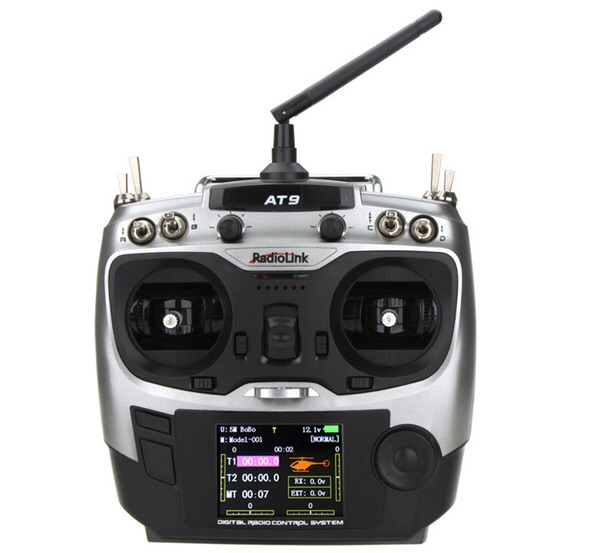 RadioLink AT-9 2.4G 9CH RC Transmitter - BaroneRosso.it - Forum Modellismo