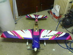 Extra 330 Fliton Ys63s