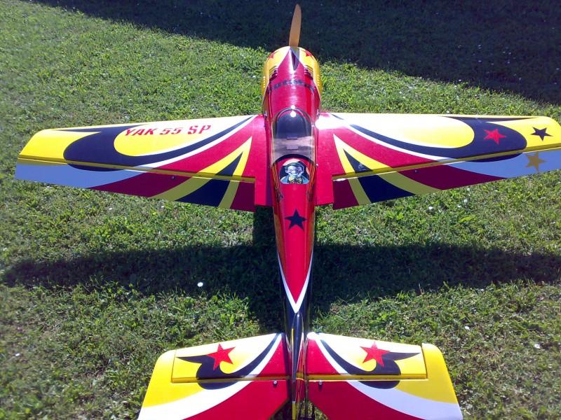 Yak 55 Sp