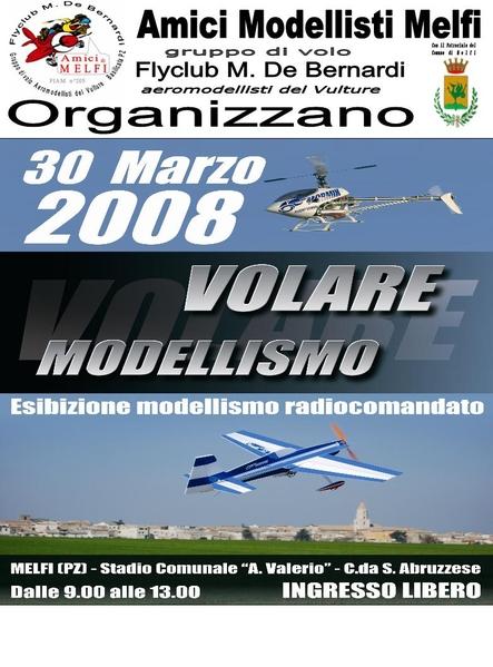 Volare Modellismo Melfi - 2° Edizione