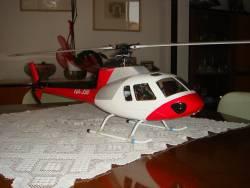Ecureil As350 -trex 450 Pro