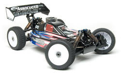Associated Rc8 Team Factrory