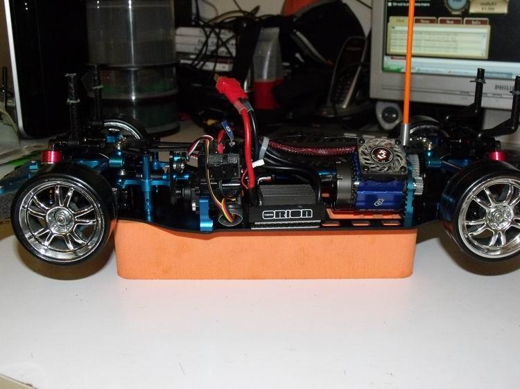 Tt01 3 Racing