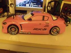 Nuova Rx-8 Drift Edition