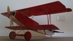 Fokker Dvii 70cm