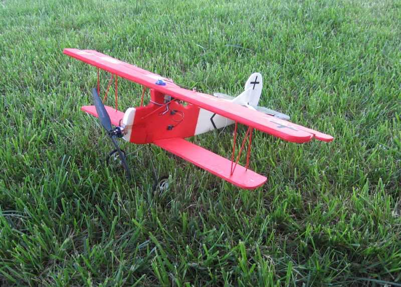 Simple Fokker