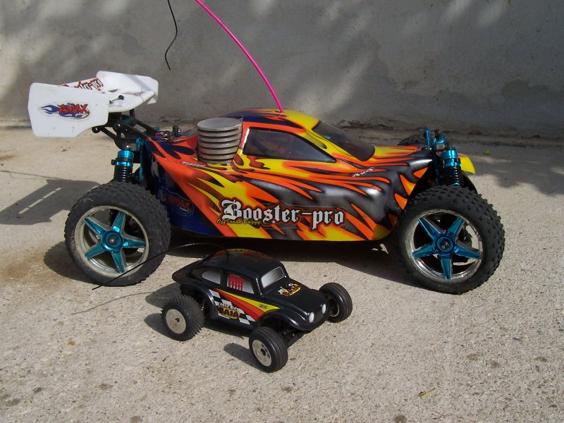Buggy E Micro Baja