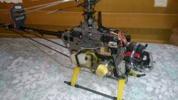 Trex 600n - Motore Os-Asp 52 Gasser-