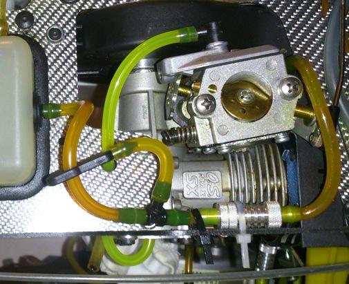 Motore Osp Gasser.