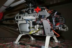 Trex 600 - Tt 53 RL Gasser